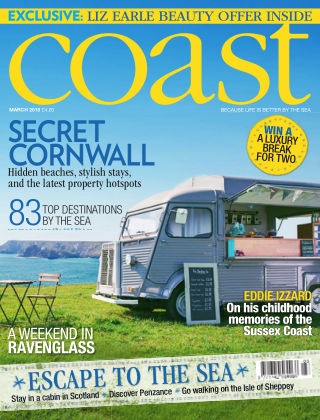 Coast Magazine Secret Cornwall