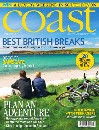 Coast Magazine Best British Breaks