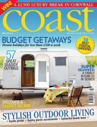 Coast Magazine May 2016