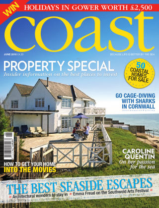 Coast Magazine June 2016
