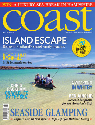 Coast Magazine July 2016