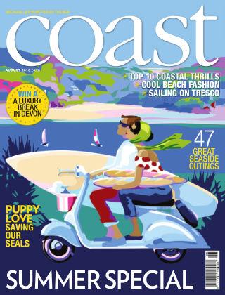Coast Magazine August 2016