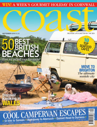 Coast Magazine September 2016