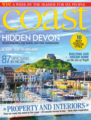Coast Magazine October 2016