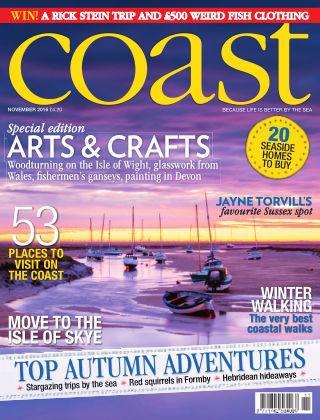 Coast Magazine November 2016