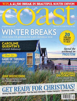Coast Magazine December 2016