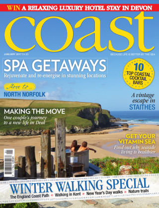 Coast Magazine January 2017