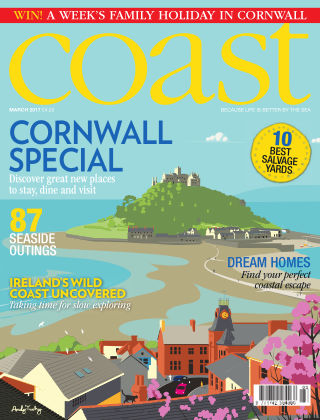 Coast Magazine March 2017