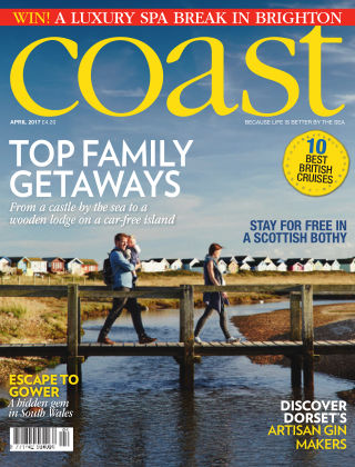 Coast Magazine April 2017
