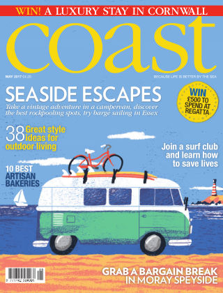 Coast Magazine May 2017