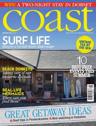 Coast Magazine August 2017