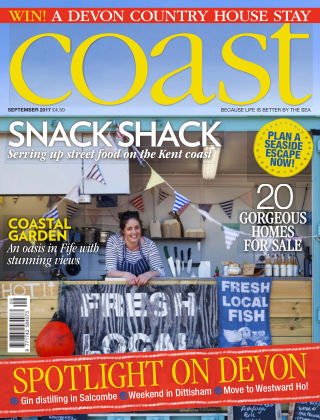 Coast Magazine September