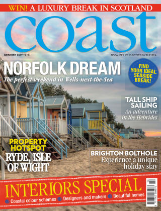 Coast Magazine October