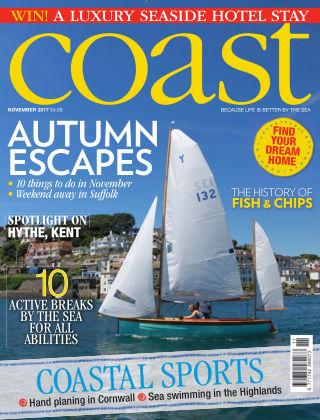 Coast Magazine November