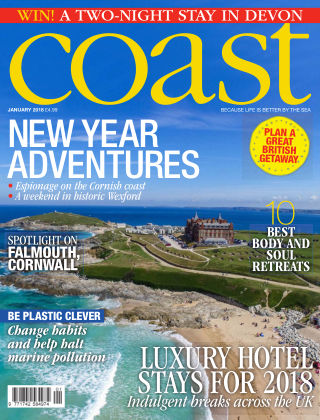 Coast Magazine January 2018