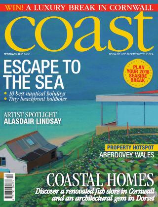 Coast Magazine February 2018