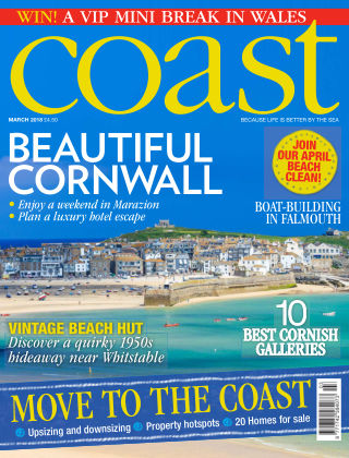 Coast Magazine March 2018