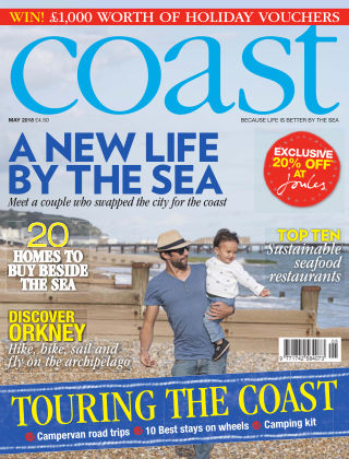 Coast Magazine May 2018