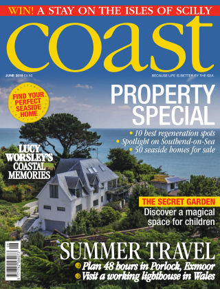 Coast Magazine June 2018