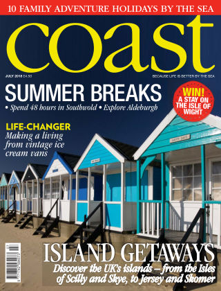 Coast Magazine Summer 2018