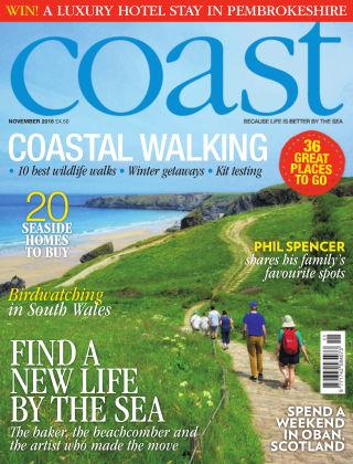 Coast Magazine November 18