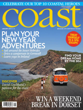 Coast Magazine January 2019