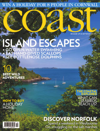 Coast Magazine July 2019