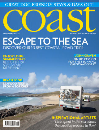 Coast Magazine September 2019