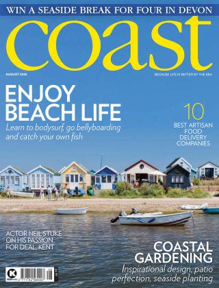 Coast Magazine August 2020