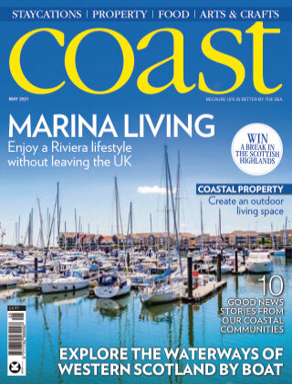 Coast Magazine May 2021