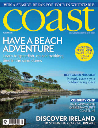Coast Magazine August