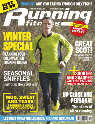 Running Fitness January 2013