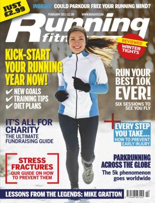 Running Fitness February 2013