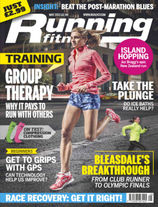 Running Fitness May 2013