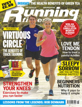 Running Fitness June 2013