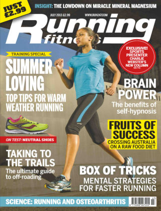 Running Fitness July 2013