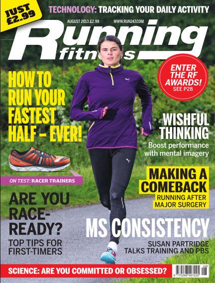 Running Fitness August 01, 2013 00:00