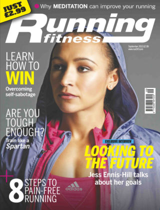 Running Fitness September 2013
