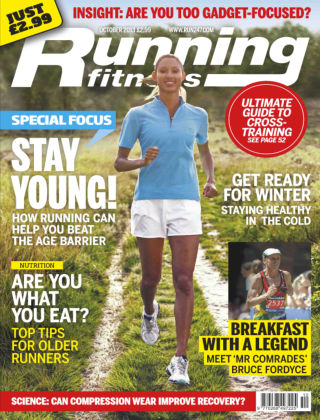 Running Fitness October 2013