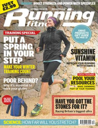 Running Fitness December 2013