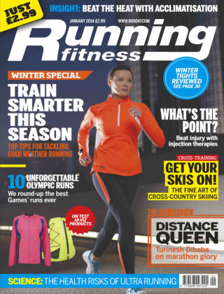 Running Fitness January 2014