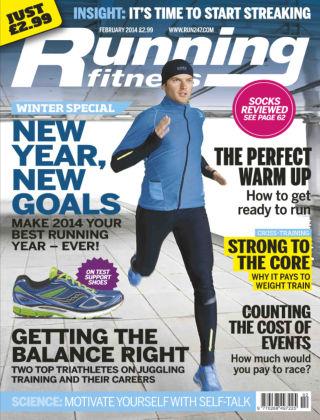 Running Fitness February 2014