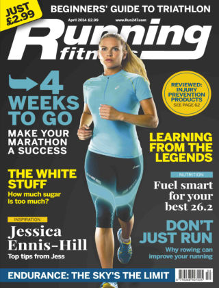 Running Fitness April 2014