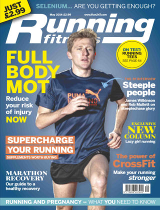 Running Fitness May 2014