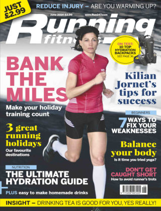 Running Fitness June 2014