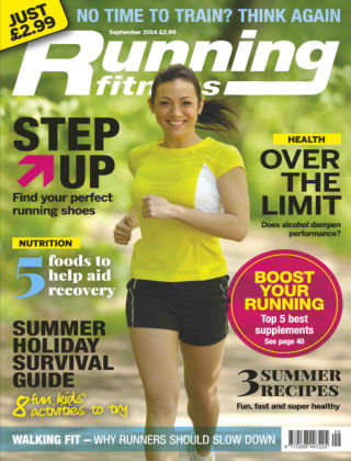 Running Fitness September 2014