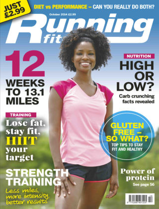 Running Fitness October 2014