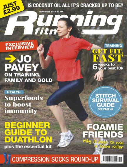 Running Fitness September 16, 2014 00:00