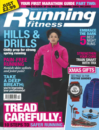 Running Fitness December 2014
