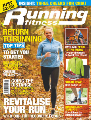 Running Fitness January 2015